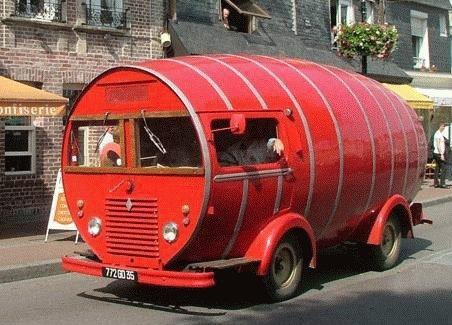barrel-truck