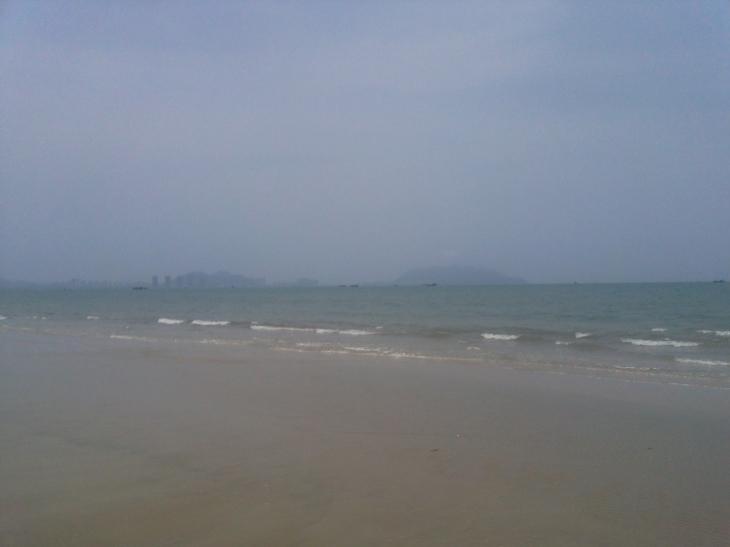 diving resort east central Hainan