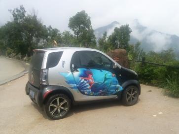 Egor's smart car